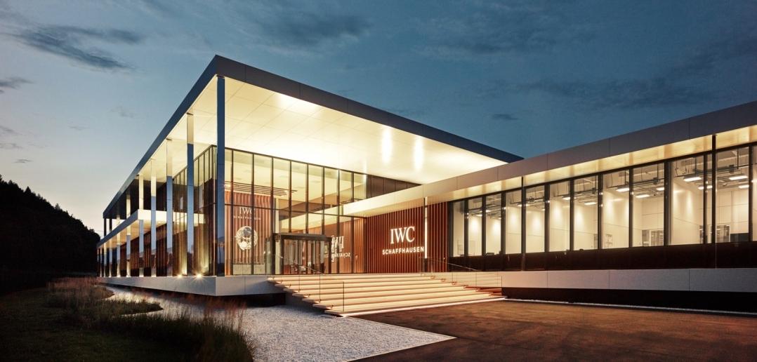 IWC Manufakturzentrum Cover