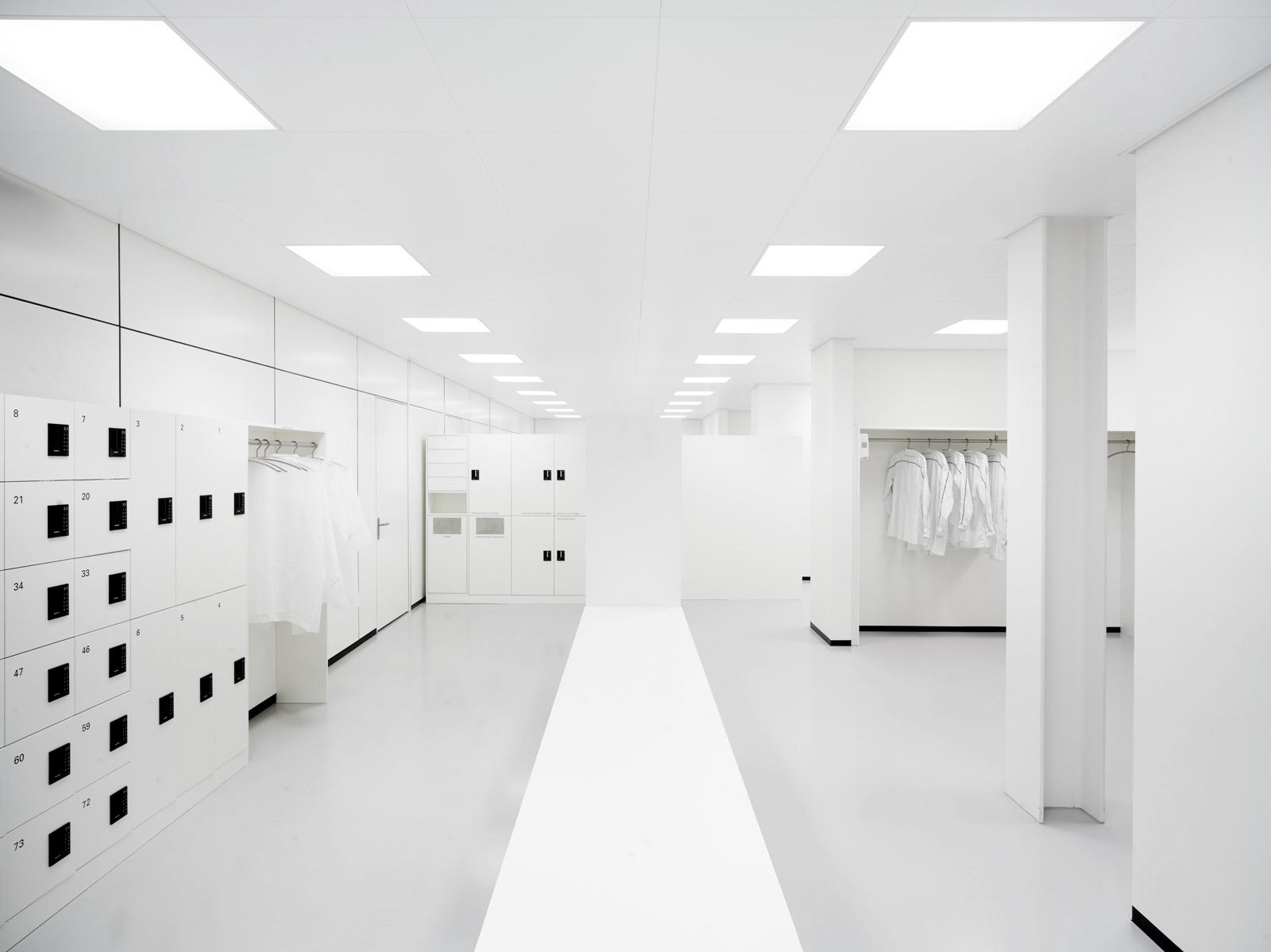 IWC Manufakturzentrum Vestuarios