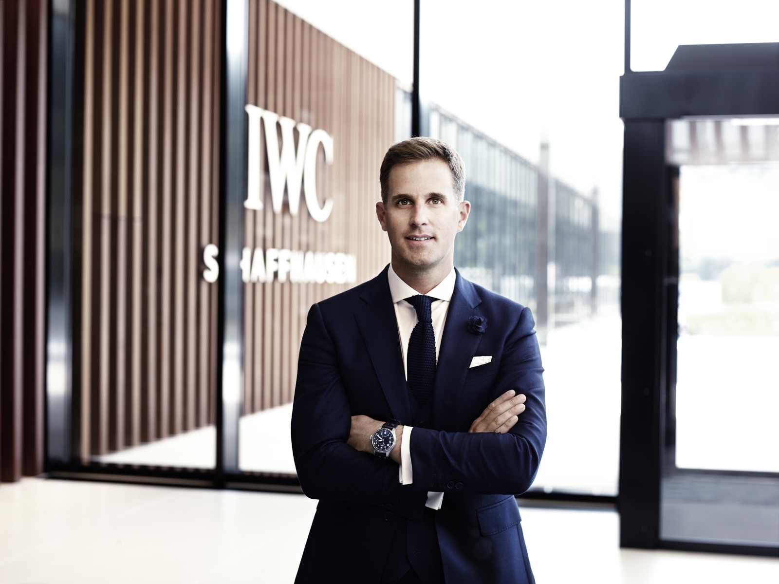 IWC-Manufakzentrum-CEO-Christoph Grainger