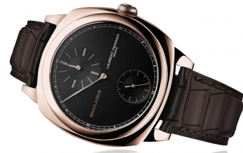 Laurent Ferrier Galet Square Régulateur Black