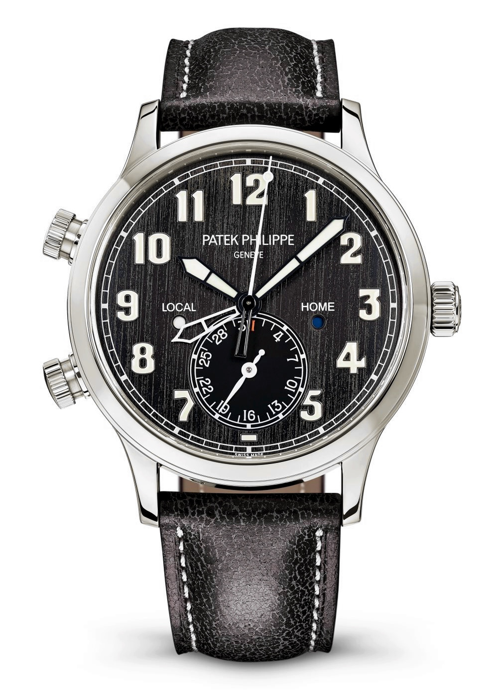 Patek Philippe Calatrava Pilot Travel Time 5524T
