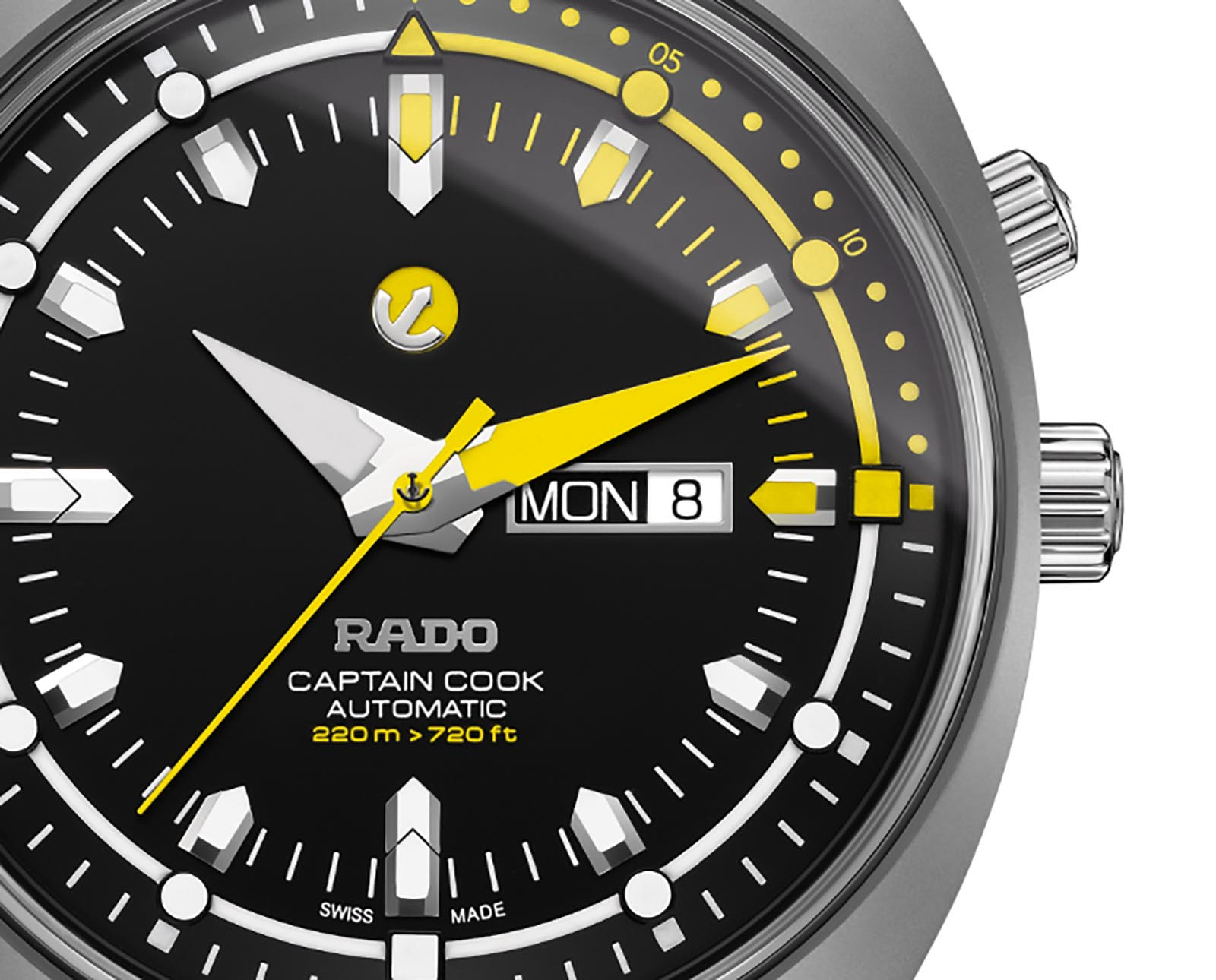 Rado Tradition Captain Cook MK III Automatic