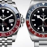 Los GMT «pepsi» de Rolex y Tudor, frente a frente