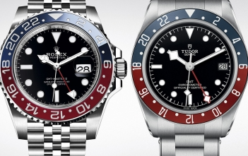 Rolex GMT-Master II pepsi vs Tudor Black Bay GMT
