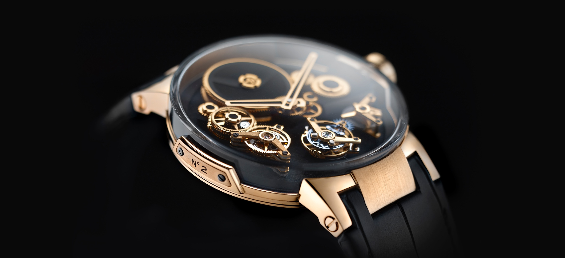 Ulysse Nardin Executive Tourbillon Free Wheel - cover