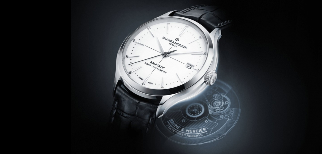 Baume & Mercier evento Baumatic
