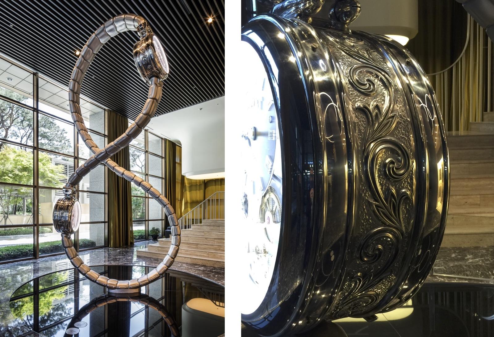 Bovet A Design Award Torre Asterium-Detalles