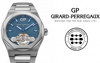 Girard-Perregaux Laureato Tourbillon 43MM Cover