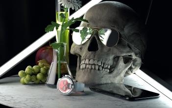 HYT Skull 48.8