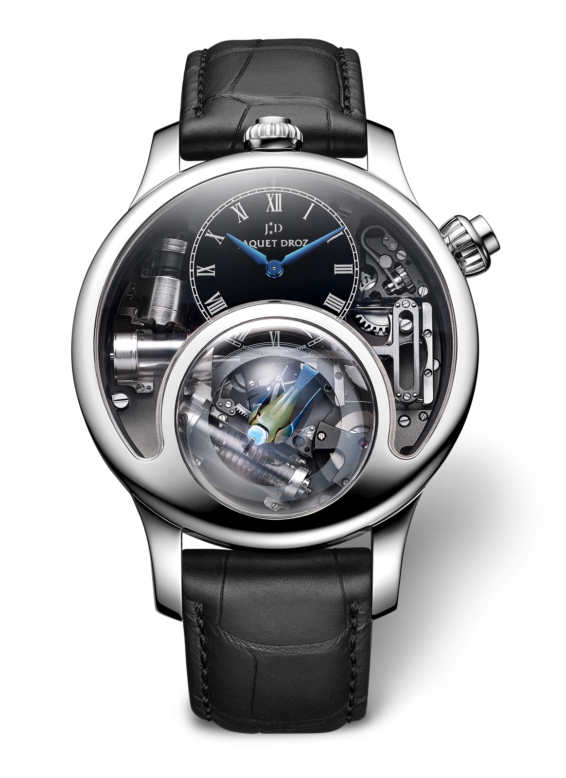 Jaquet Droz Charming Bird 2015