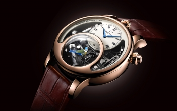 Jaquet Droz Charming Bird 2018 - cover