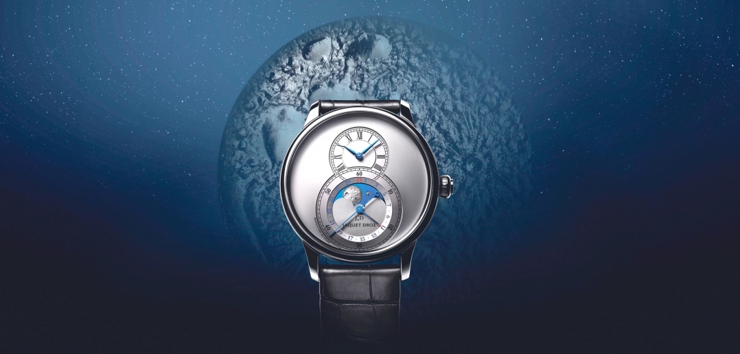 Jaquet Droz Grande Seconde Moon - cover