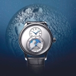 Jaquet Droz Grande Seconde Moon 2018