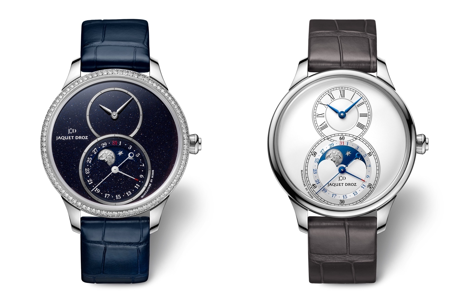 Jaquet Droz Grande Seconde Moon - duo 39