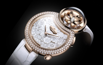 Jaquet Droz Lady 8 Flower - cover