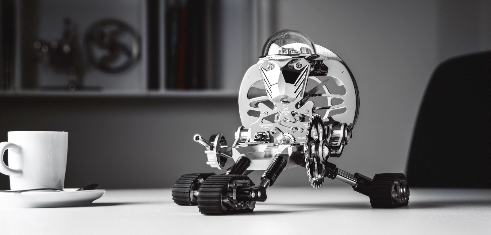 MB&F Grant Cover