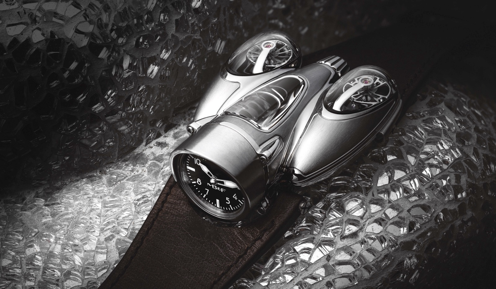 MB&F HM9 Flow Air Live Shot