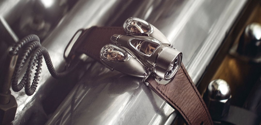 MB&F HM9 Flow Cover
