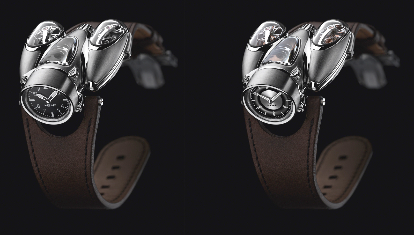 MB&F HM9 Flow Cover Limited Editions