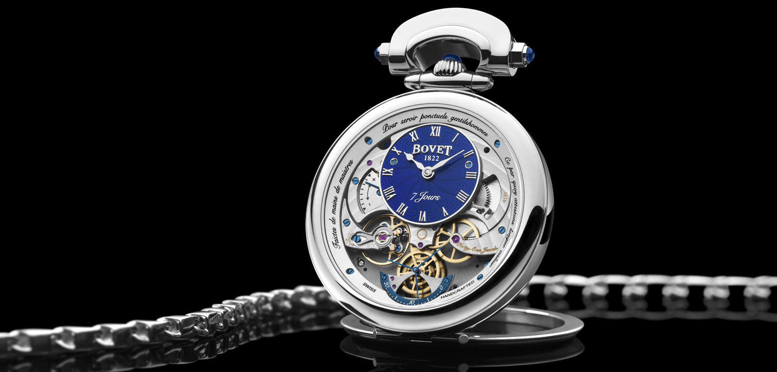 Miss Audrey and Monsieur Bovet Cover