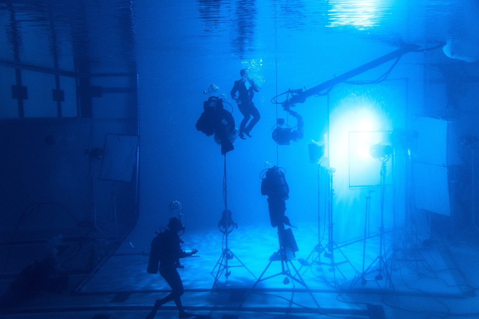 Omega Daniel Craig Seamaster Diver 300M Making of 2