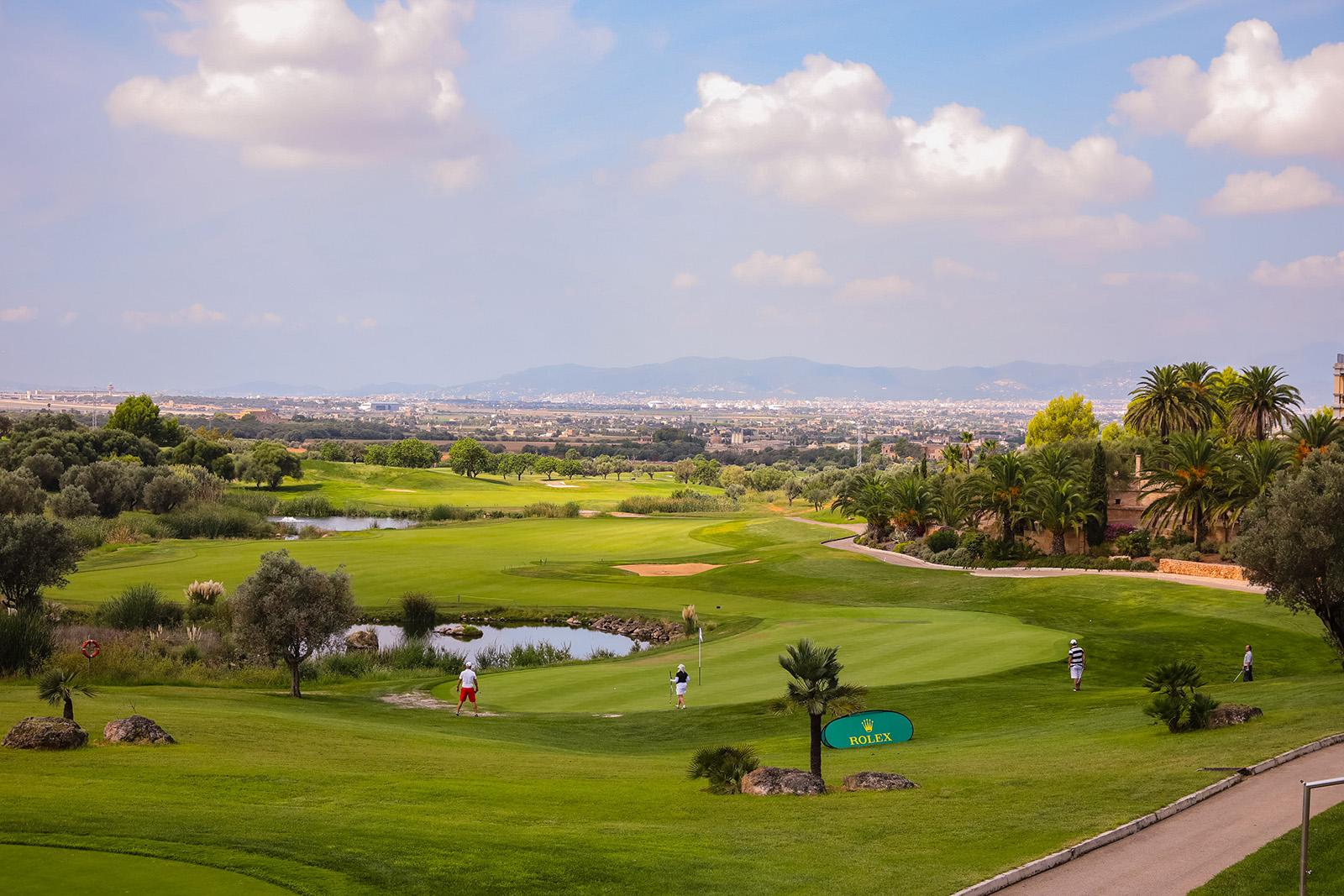 Trofeo Rolex de golf etapa Mallorca II