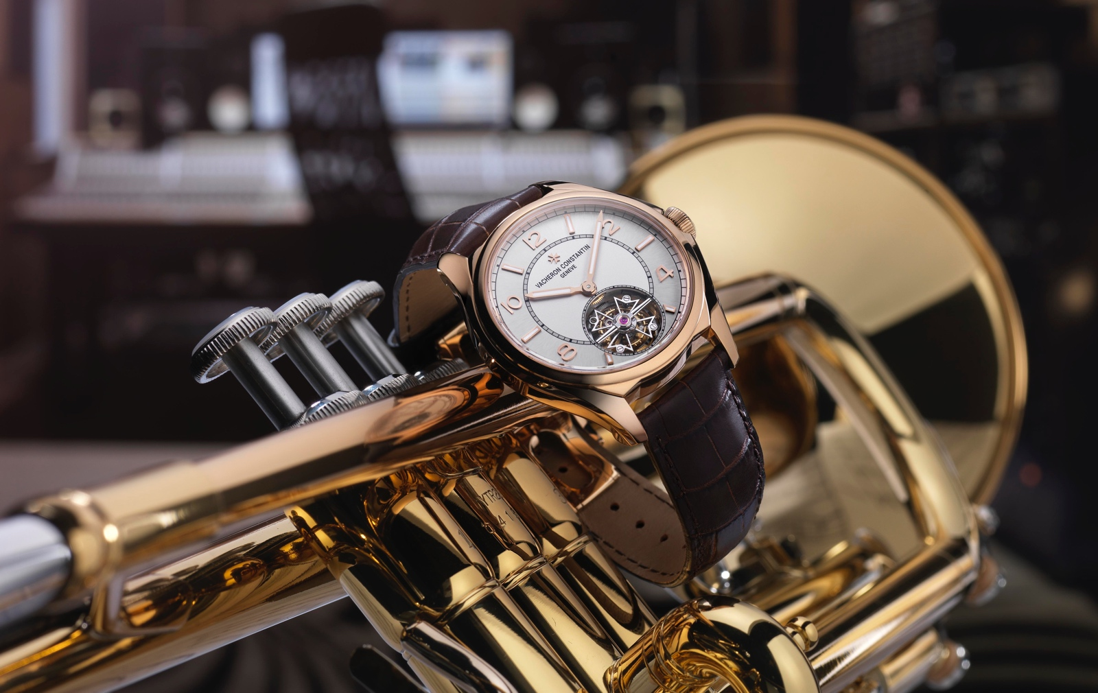 Vacheron Constantin Fiftysix Tourbillon - Abbey Road