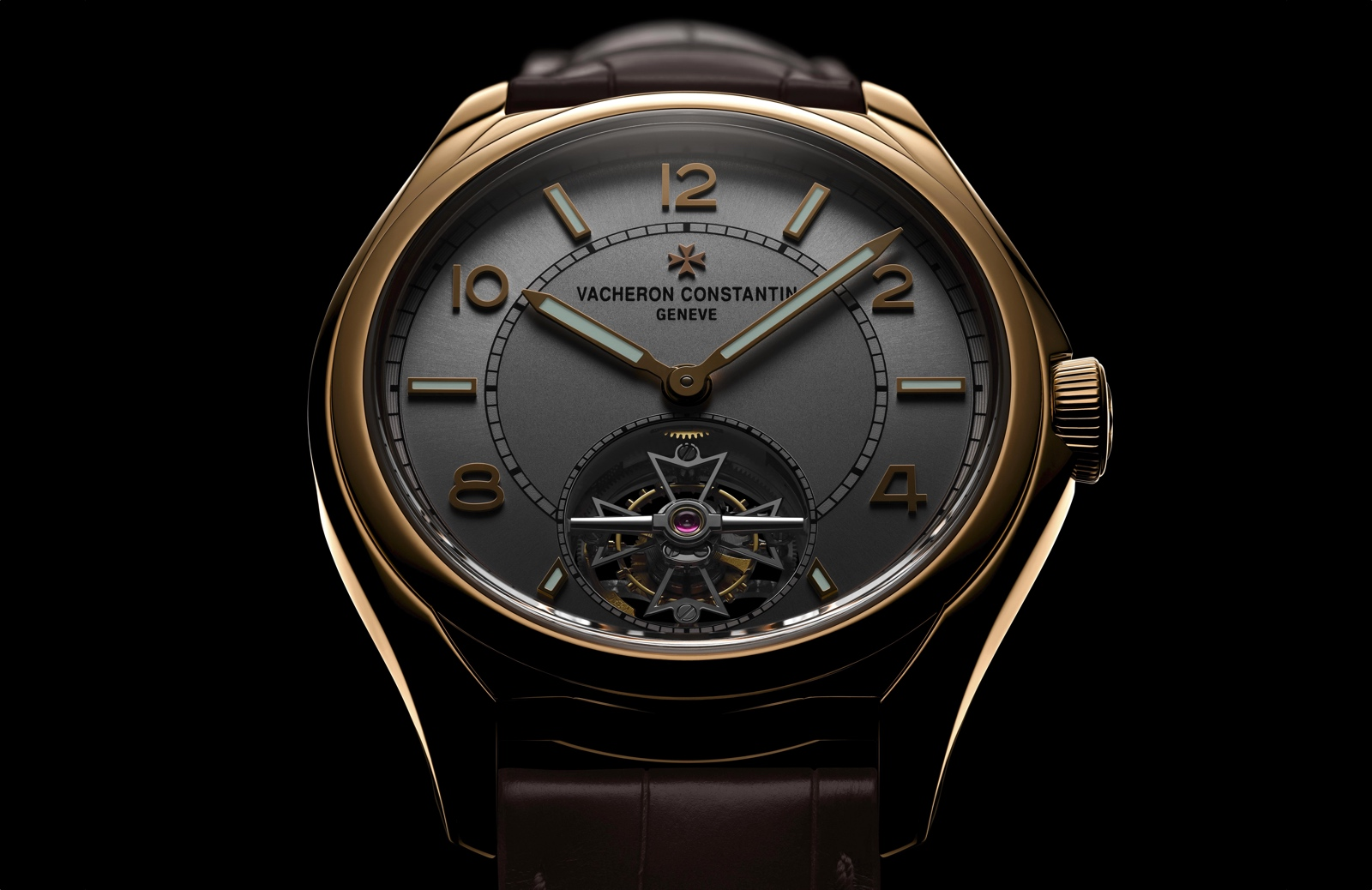 Vacheron Constantin Fiftysix Tourbillon - luminiscencia