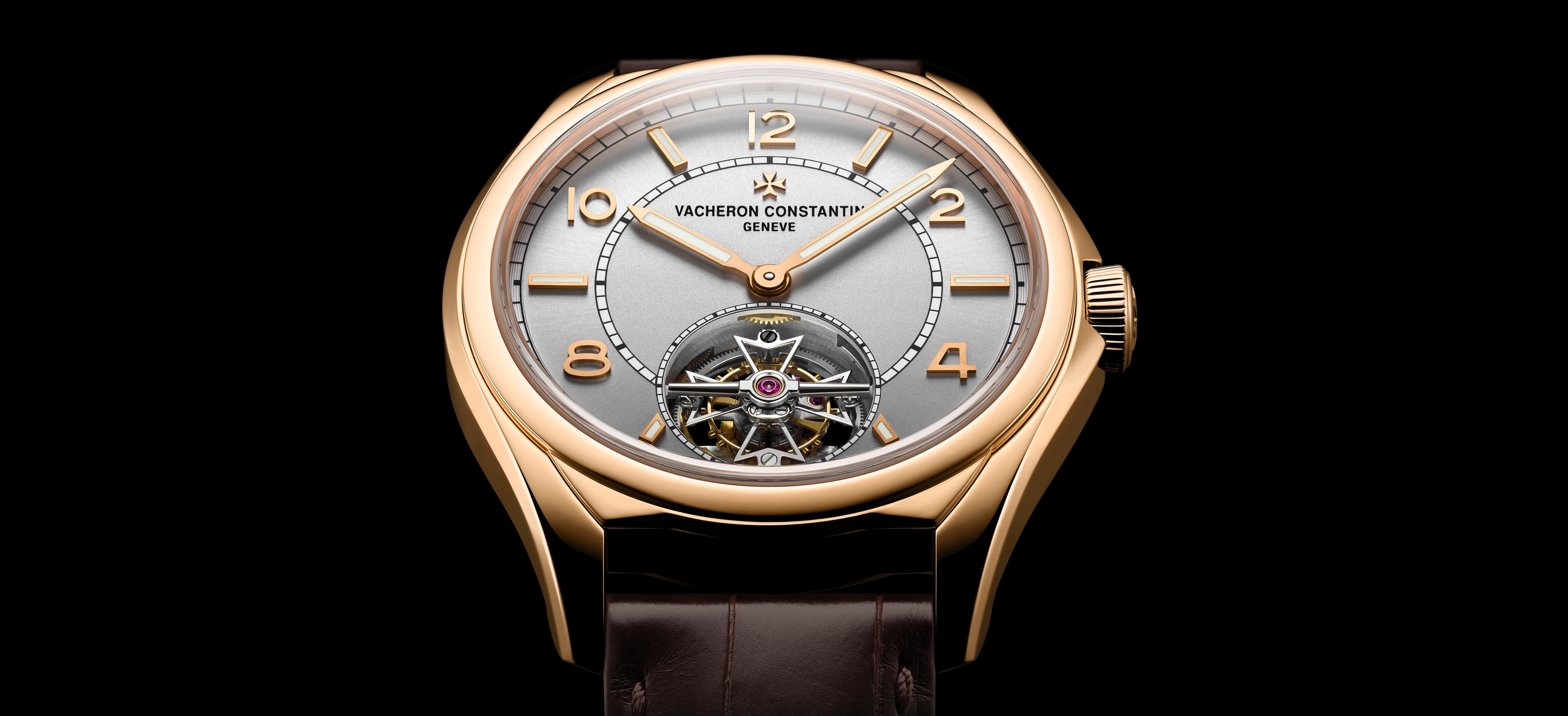 Vacheron Constantin Fiftysix Tourbillon - cover