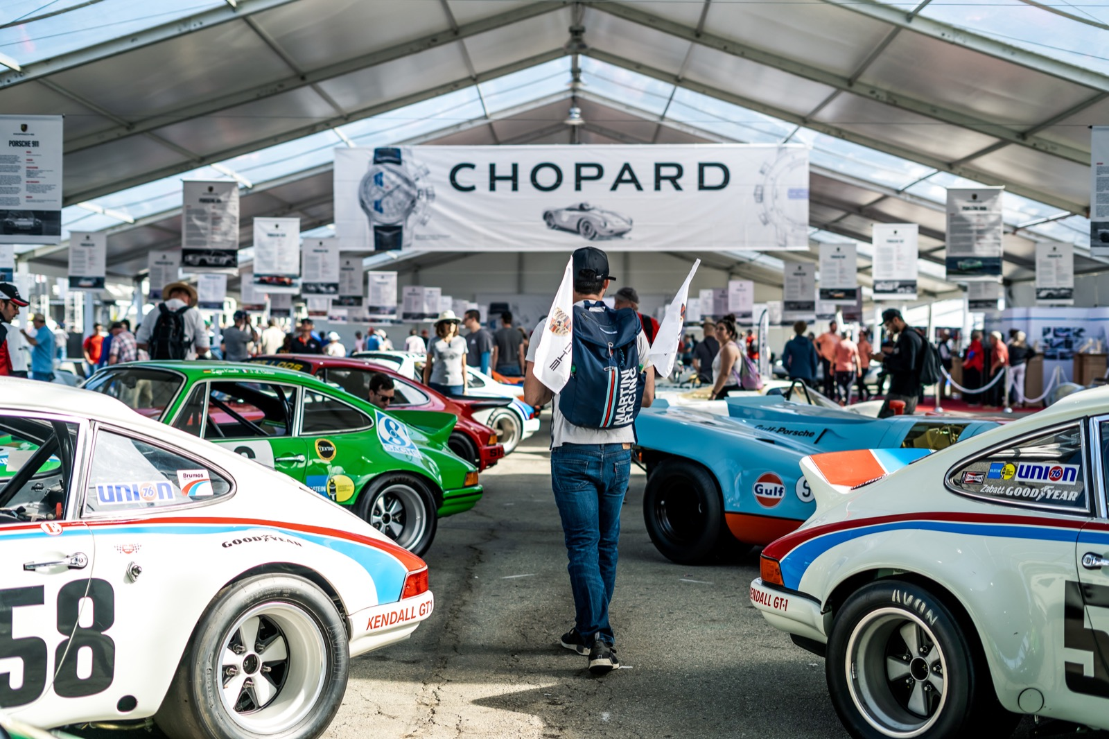 Chopard Mille Miglia Classic Chronograph Racing Stripes Edition