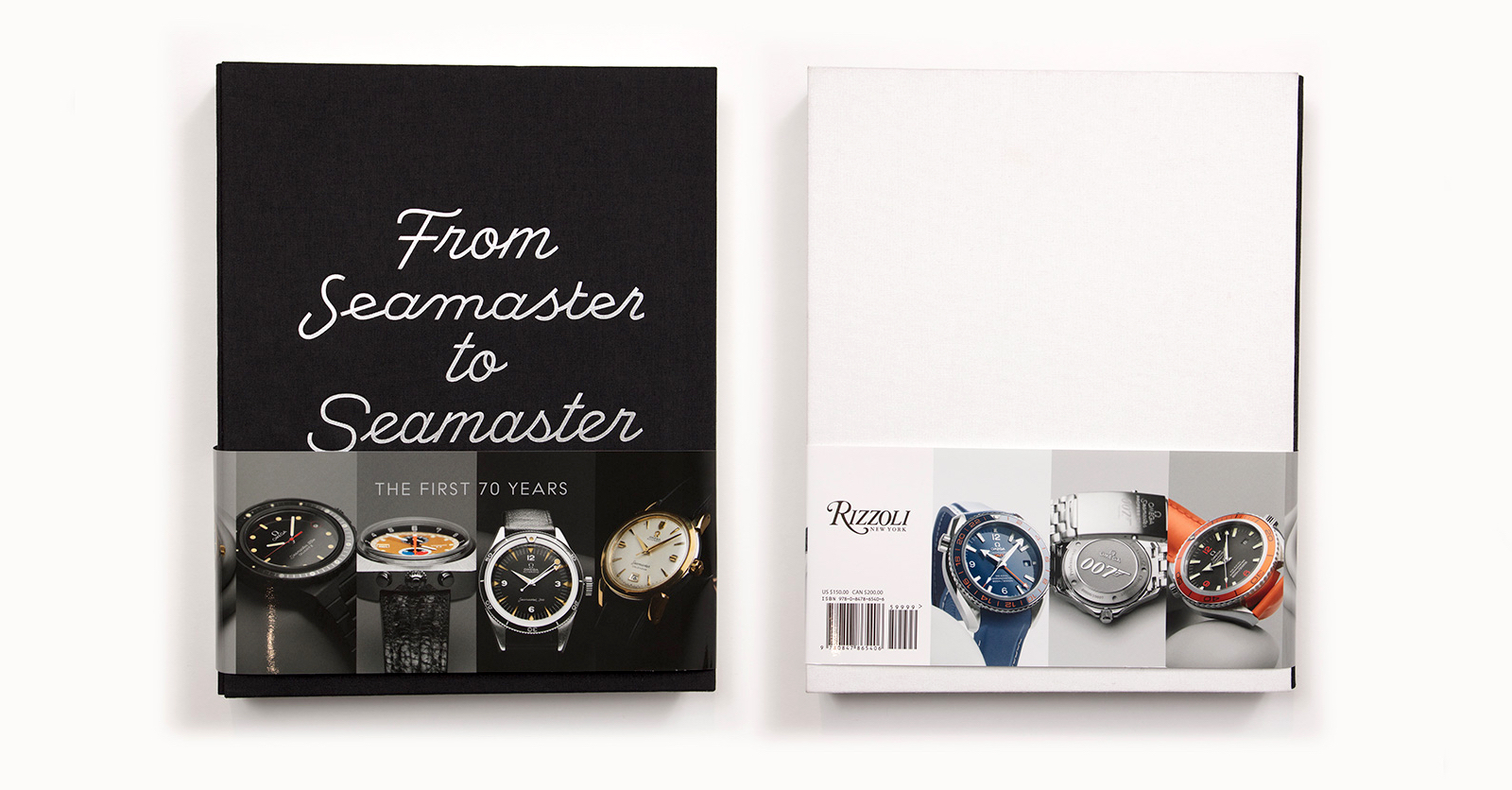 From Seamaster to Seamaster 1