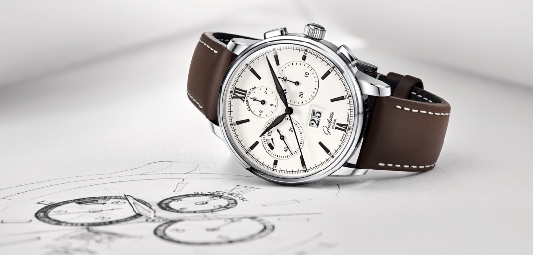 Glashütte Original Senator Chronograph Panorama Date Cover
