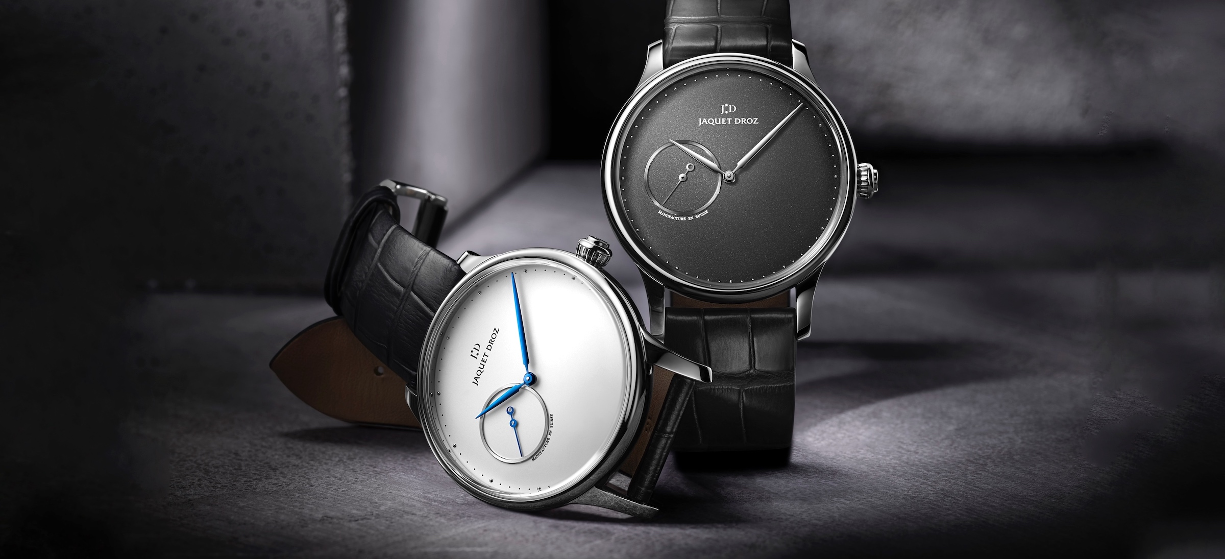 Jaquet Droz Astrale Grande Heure Minute - cover