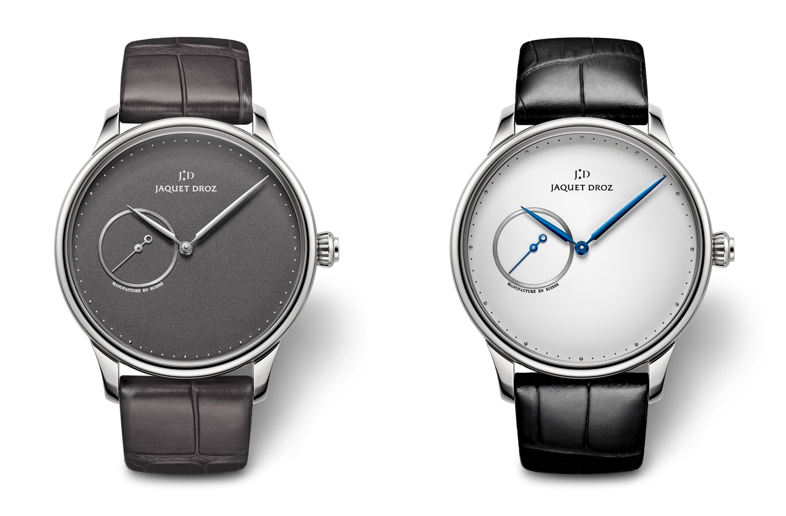 Jaquet Droz Astrale Grande Heure Minute - duo