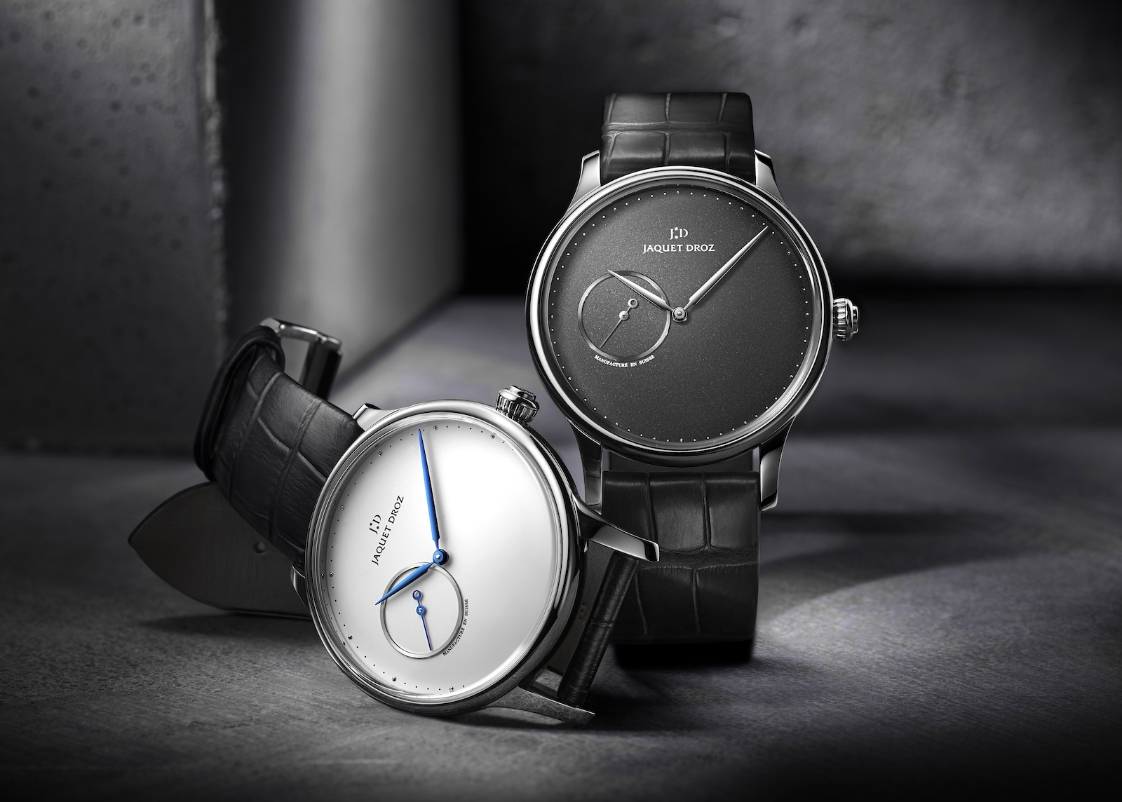 Jaquet Droz Astrale Grande Heure Minute - style
