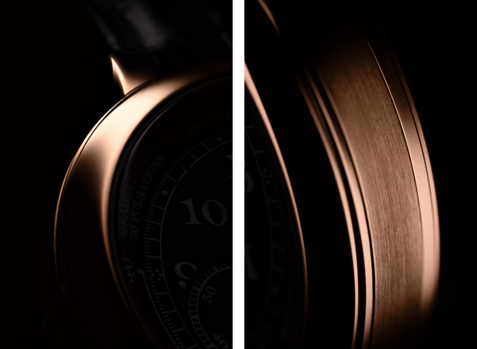 Lange 1815 Chronograph Detalles 1