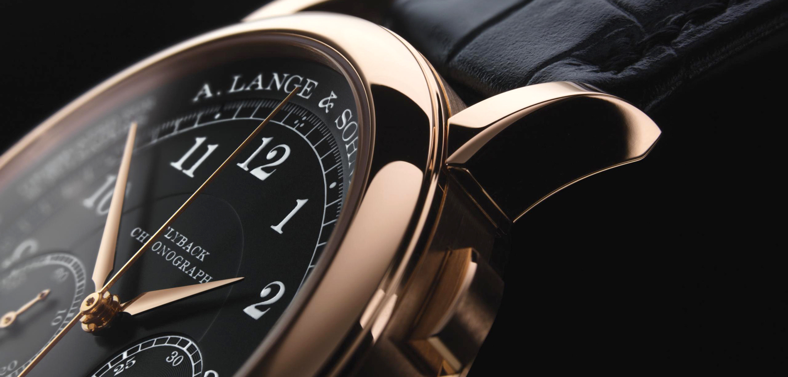 Lange 1815 Chronograph making of Cover
