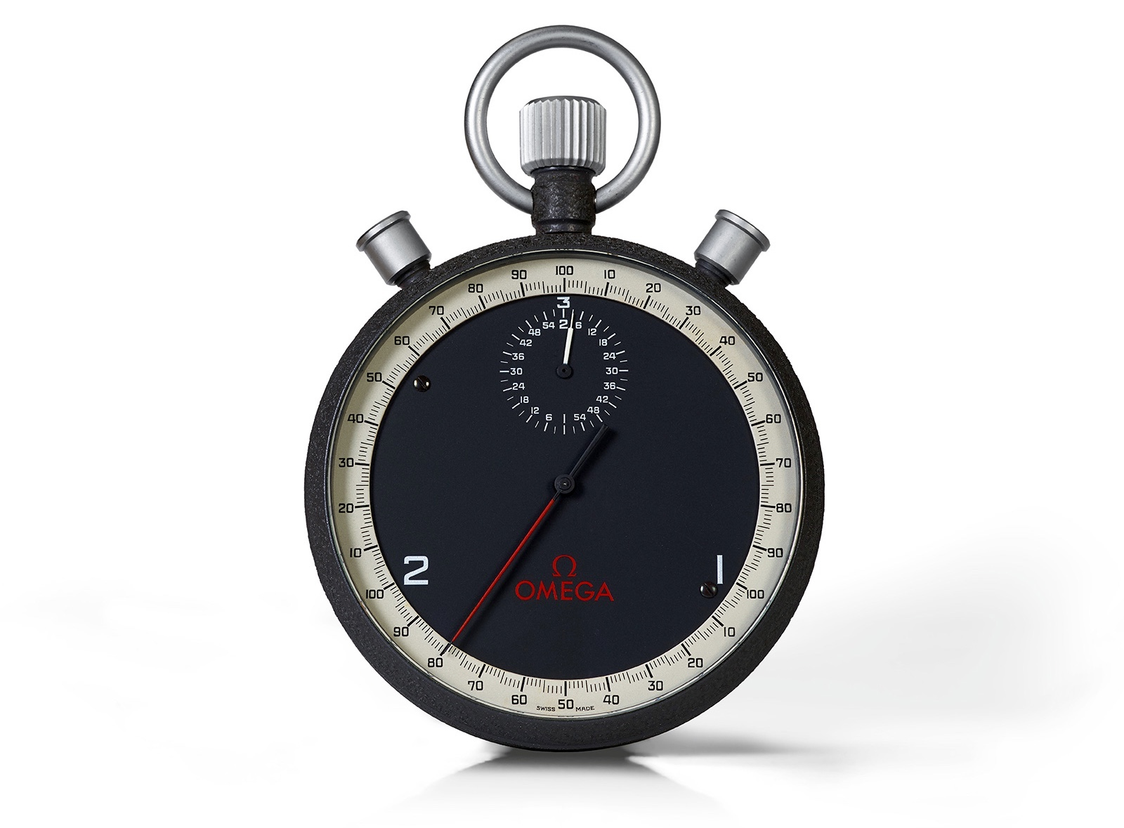 Omega First Man Stopwatch