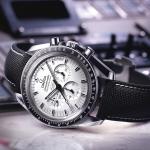 Speedmaster Apollo 13 Silver Snoopy Award. 14 segundos para la gloria.