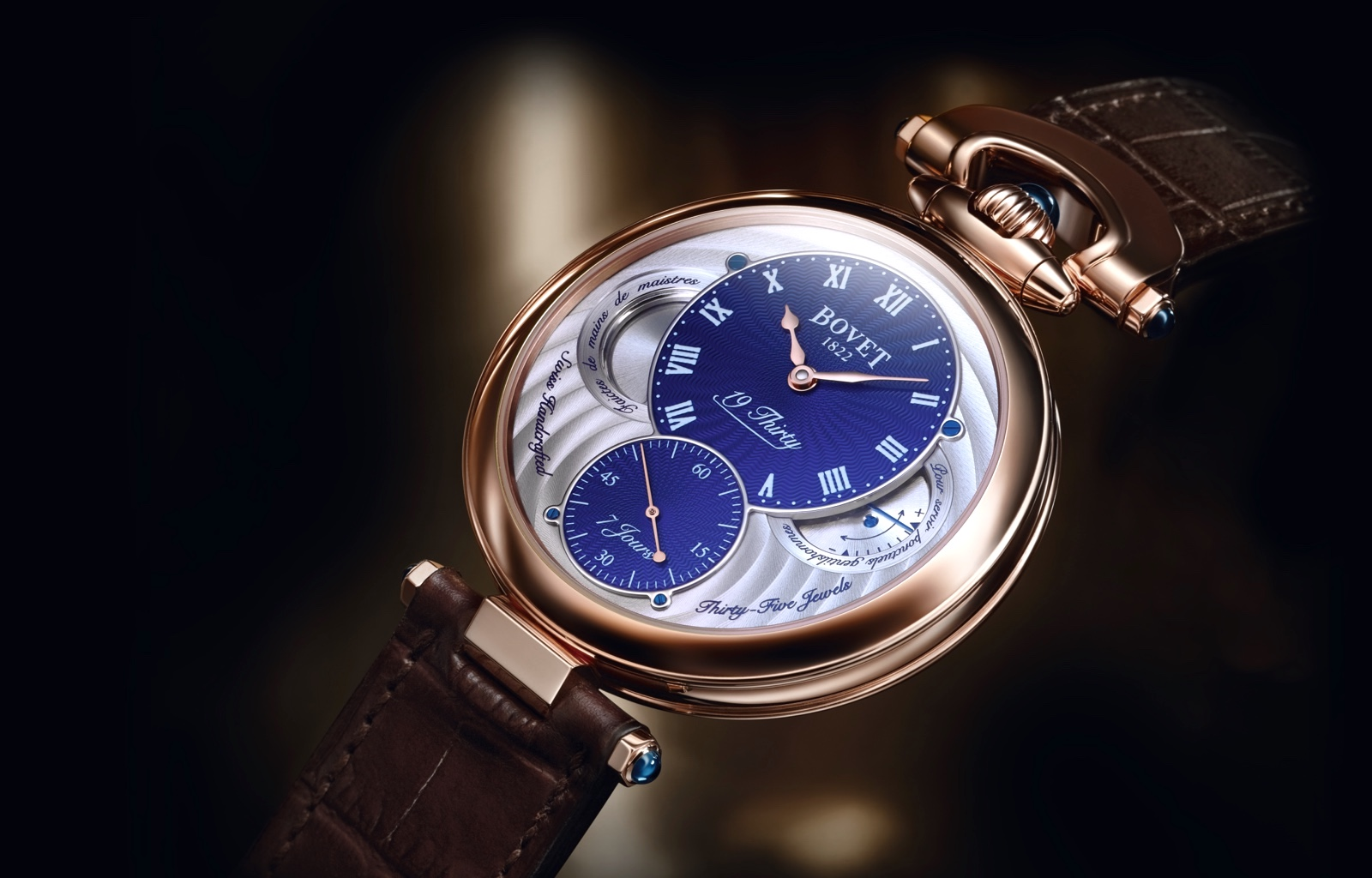 Bovet 19Thirty Fleurier 3