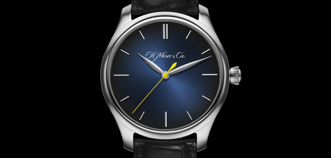 H. Moser & Cie. Endeavour Center Seconds Automatic Entrepreneur of the Year 2018