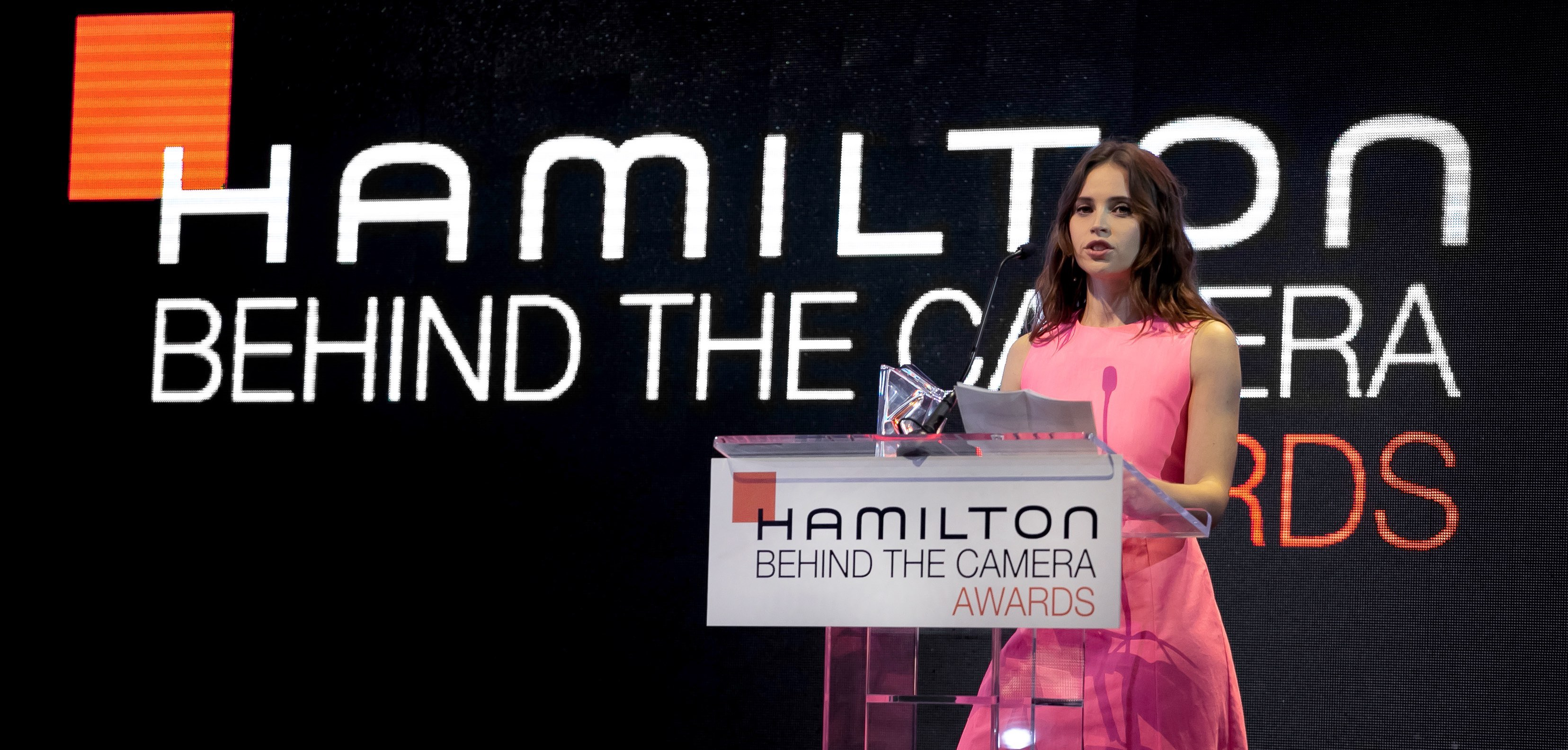 Hamilton Behind the Camera Awards 2018 Cover