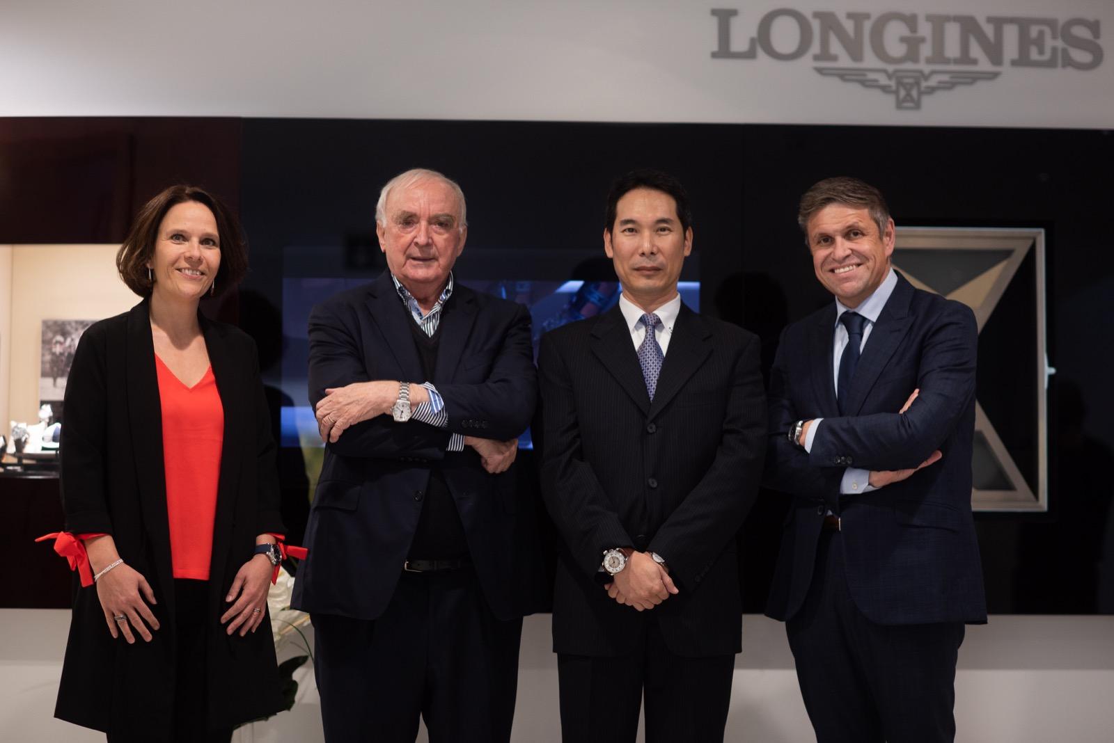 Longines Watch 183