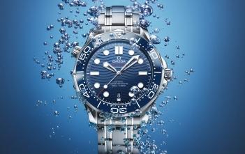Omega Seamaster Diver 300M Video