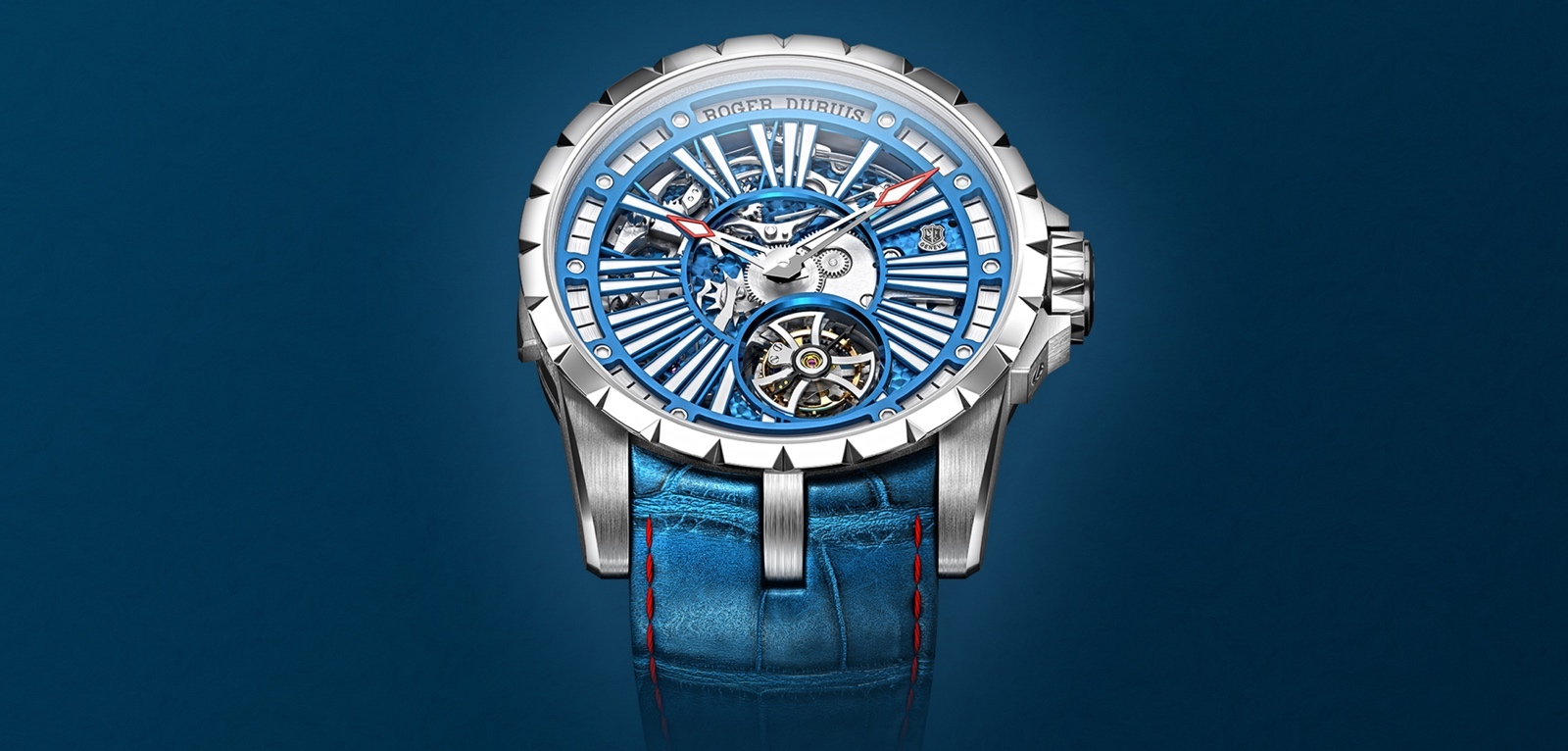 Roger Dubuis Excalibur Millesime Cover