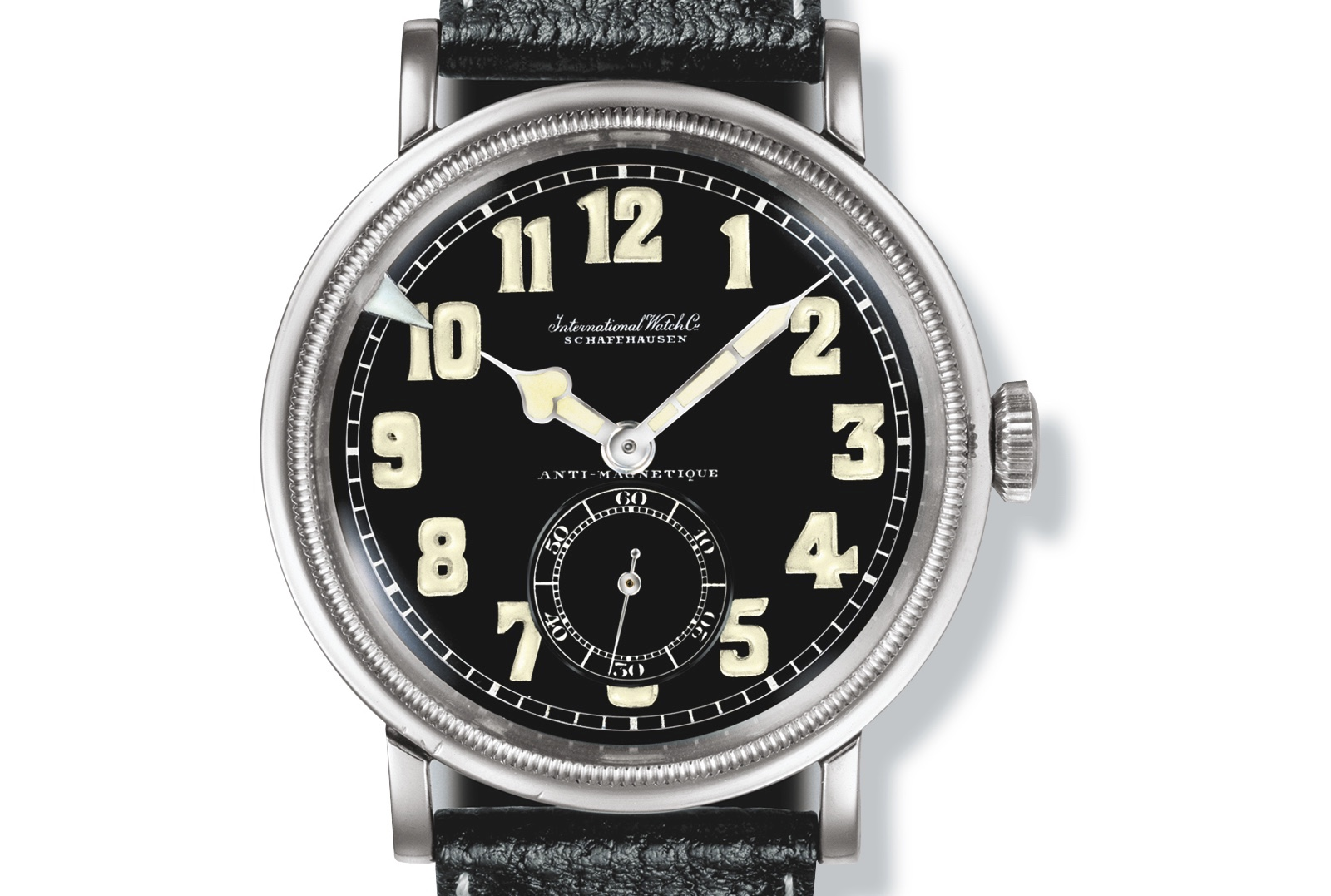 1936 IWC Special Watch for Pilots
