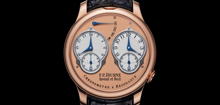 F.P. Journe Chronomètre à Résonance 2019