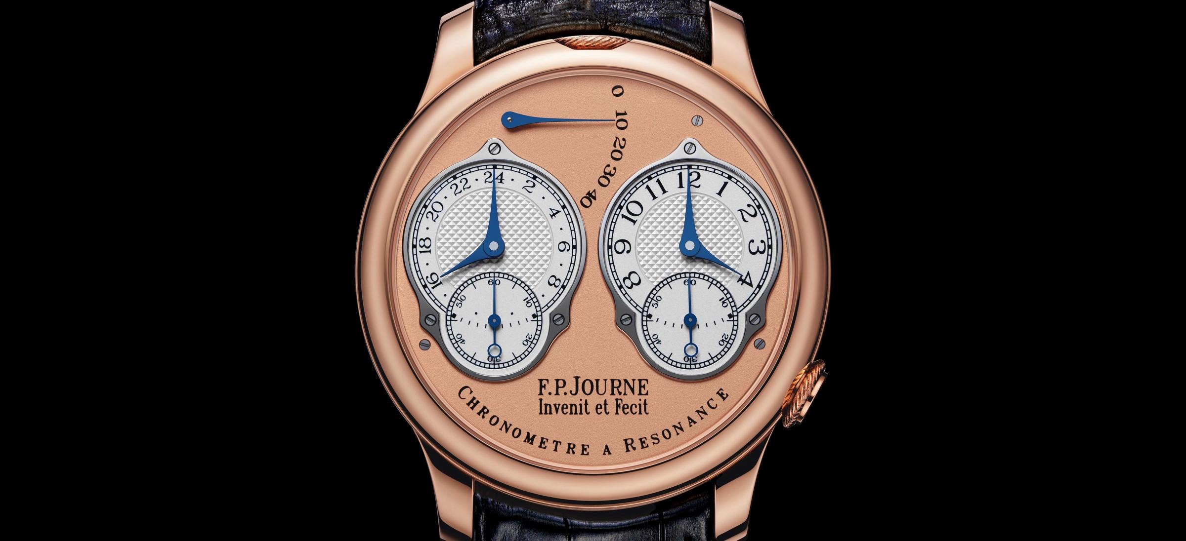F.P. Journe Chronometre a Resonance 2019 - cover