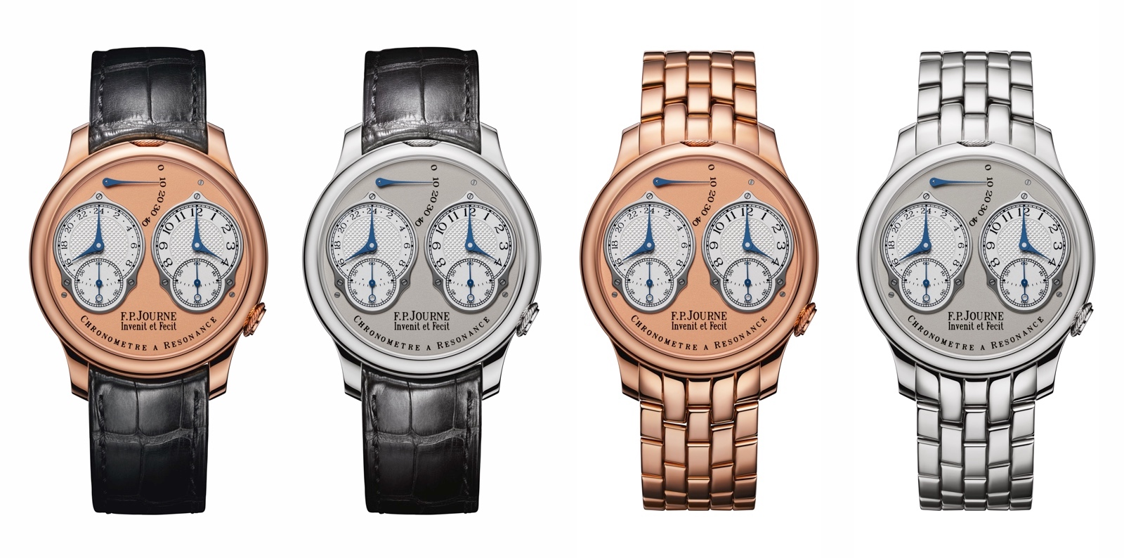F.P. Journe Chronometre a Resonance 2019 - gama