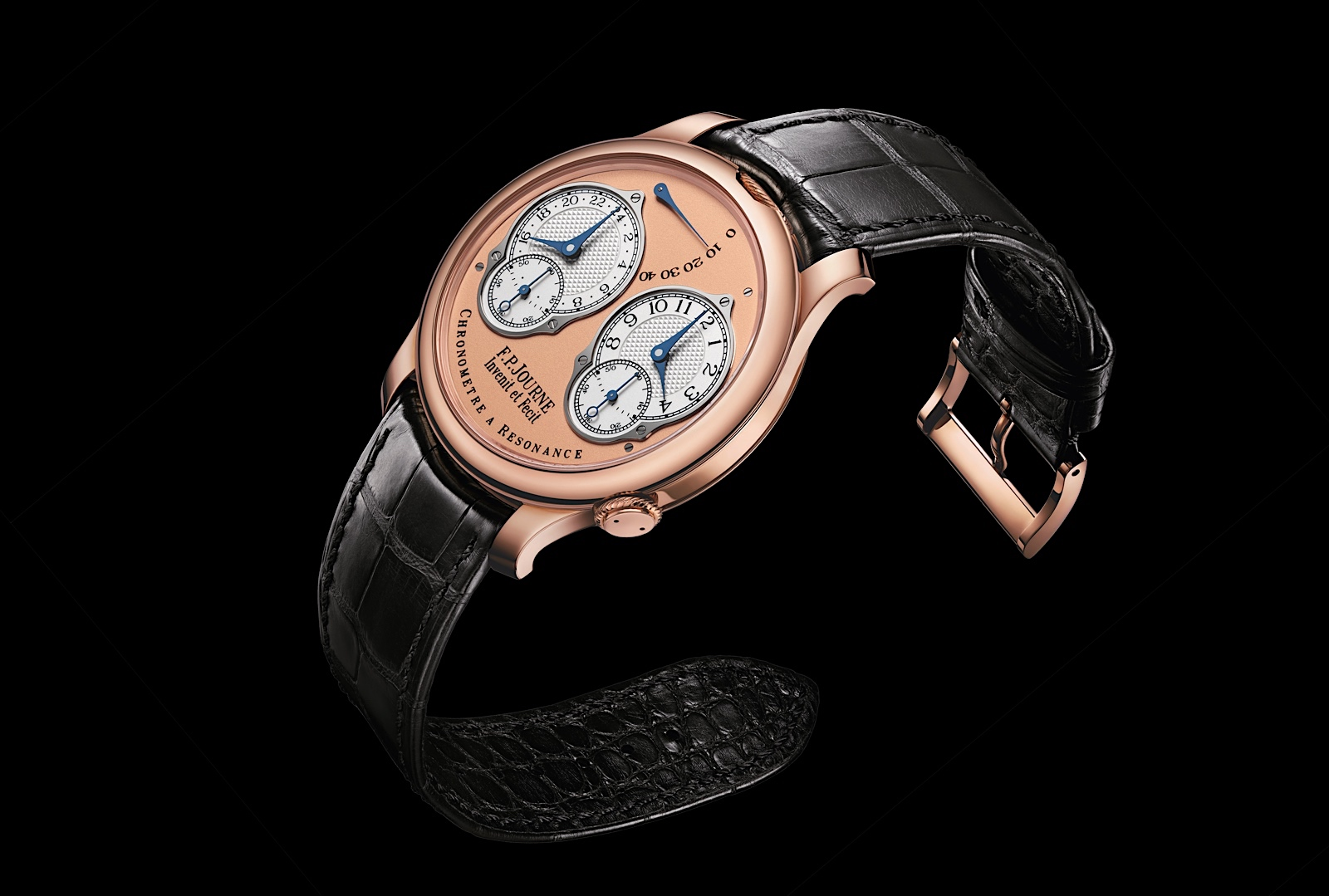 F.P. Journe Chronometre a Resonance 2019 - perfil